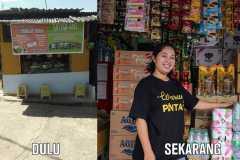 Kisah sukses UMKM warung setalah gabung platform digital